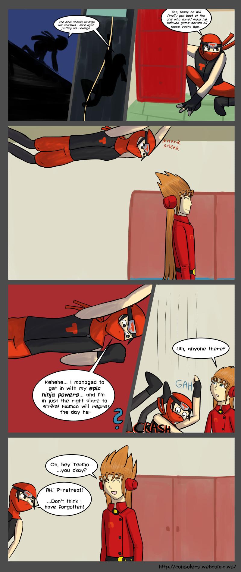 Tecmo's Revenge